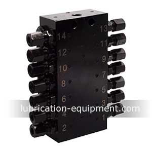 Прогрессивное Делитель клапан SSV14