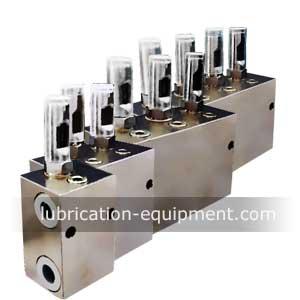 분배 밸브 DV, SDPQ 시리즈