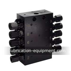 Прогрессивное Делитель клапан SSV10