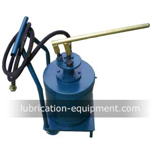 Grease Filler Pompa SJB-D60, manual Grease Filler Pump