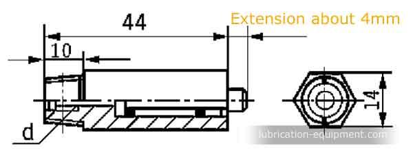 KM,-KJ,-KL over pressure indicator
