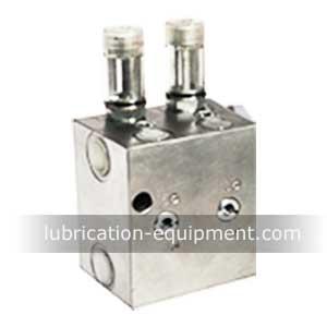 VSG4-KR Distributor, Metering Device