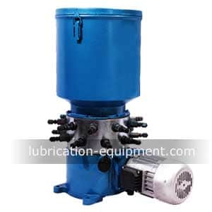 Lubrication Pump DDB-18