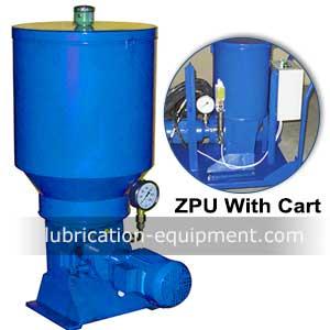 윤활 펌프-ZPU-중앙 집중식 윤활 펌프