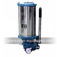 Manu-manong Lubrication Pump SRB, Series Series