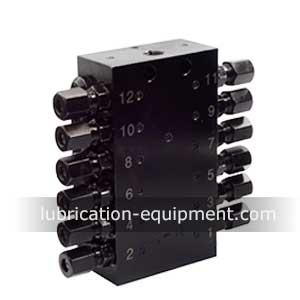Прогрессивное Делитель клапан SSV12