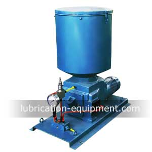 HB-P Electric Grease Lubrication Pump