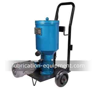 Bomba elétrica de lubrificação DBZ