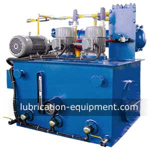Lubricating System HSGLB Series – High And Low Pressure Of HSGLB Lubrication System