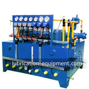 Lubricating System HSDR Series – High And Low Pressure Of HSDR Lubrication System