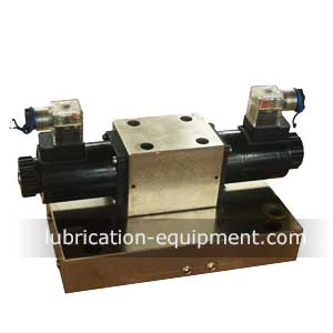 Grease Solenoid Valve Directional DF / SV