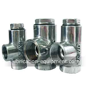 Hydraulic-Oil-Check-Valve-DXF-Stainless steel