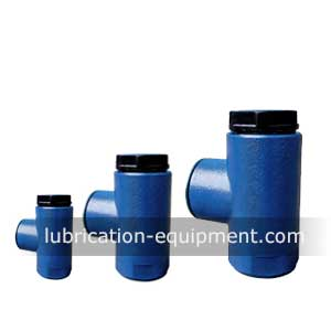 Vertical Hydraulic Oil Check Valve DXF