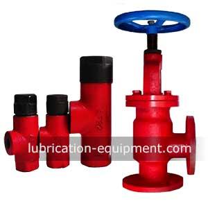 Lubrication Equipment Safety Valves AF