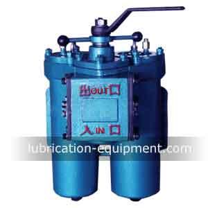Filtre à huile en maille série SPL DPL