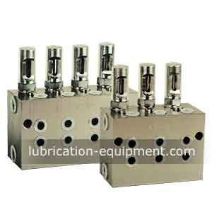 kw lubrication dual-line distributor